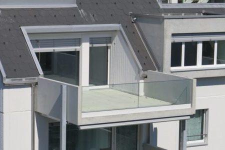 Balkon, 1. Obergeschoss