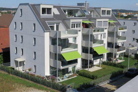 "Mehrfamilienhaus ""Opus Verde"" by Stüssi AG"