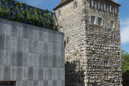 Stadtmuseum Aarau, Aussenaufnahme