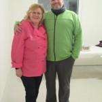 Michel und Marianne vom Catering Event-Fun.ch sorgten für das leibliche Wohl ;-)