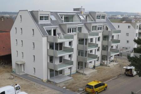 Mehrfamilienhaus Opus Verde (März 2016)