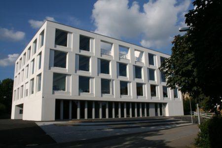 Schulhaus Uetikon Aussenansicht