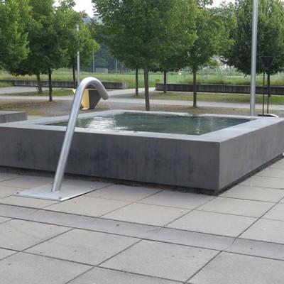 Brunnen Sportplatz Wiesacher