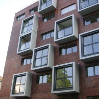 Fassade Rue Schaub