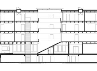 Schulhaus Uetikon Plan