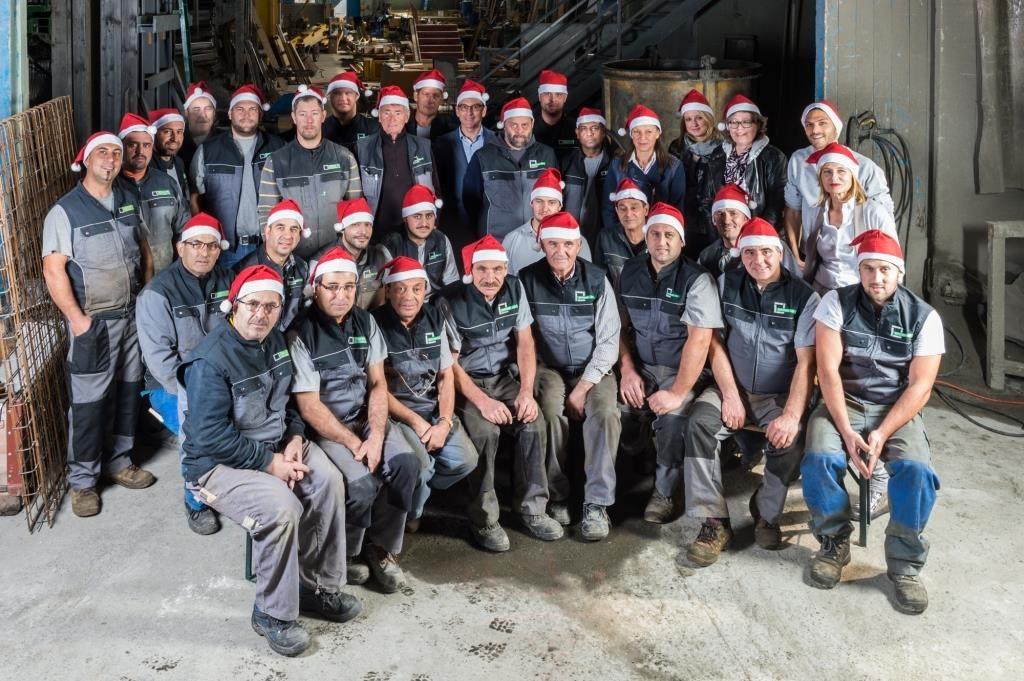 STÜSSI-Team wünscht frohe Weihnachten