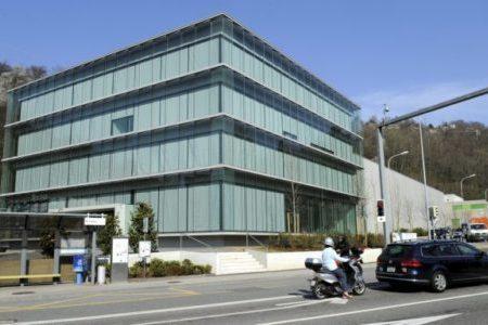 Fassaden ETH Rechenzentrum, Lugano (2)