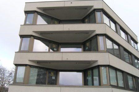 Fassaden Frauensteinmatt, Zug