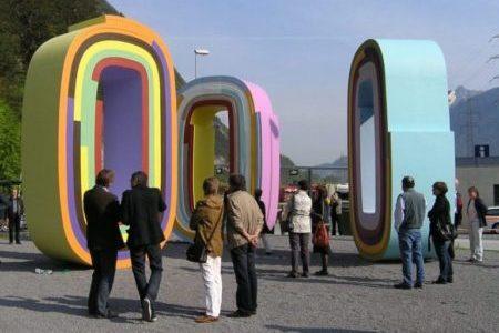 Kunst am Bau, Erstfeld