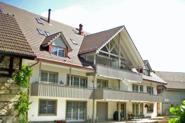 Eigentumswohnungen MFH Schmittegässli, Regensdorf 2006