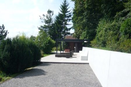 Stützmauer, Boppelsen, 2008