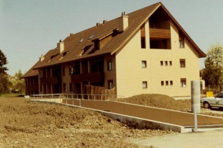 MFH Zimmermann, Regensdorf 1982