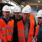 Geschäftsführer Rudolf Stüssi schaute persönlich vorbei, um unseren Besuchern einen umfassenden Einblick in unsere Geschäftstätigkeiten zu geben.