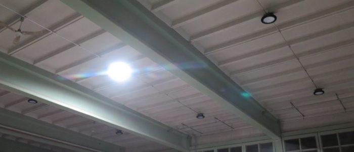 montierte neue Beleuchtung, 200 Watt LED-Leuchten