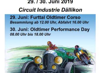 GP Furttal - Oldtimer Rennen im Zürcher Unterland